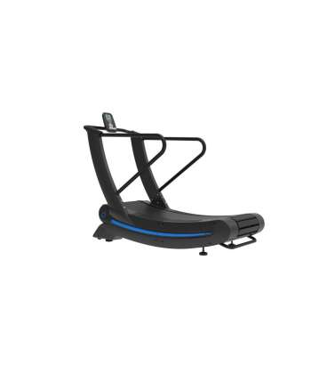 Self-Generating Curve Treadmill
