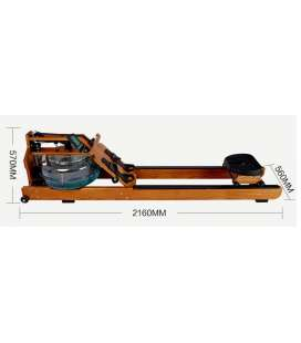 Wooden Commercial Water Rower