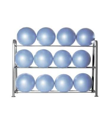 Fitness ball rack