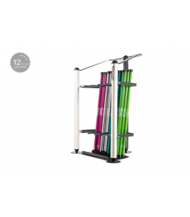 Heavy bar rack