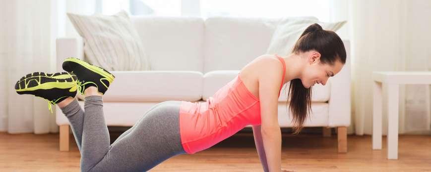 Circuit de fitness de intensitate maxima -poate fi efectuat acasa