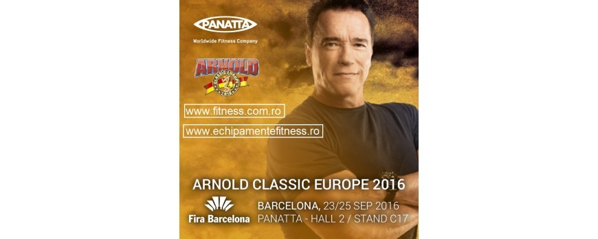 Arnold Classic Europe 2016