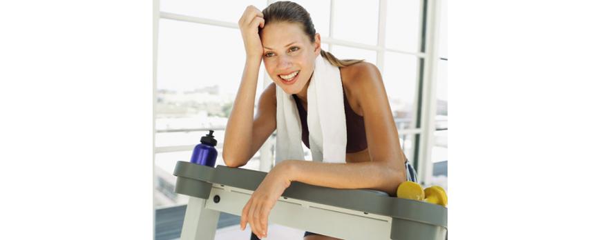 55% femei si 45% barbati in Salile de Fitness