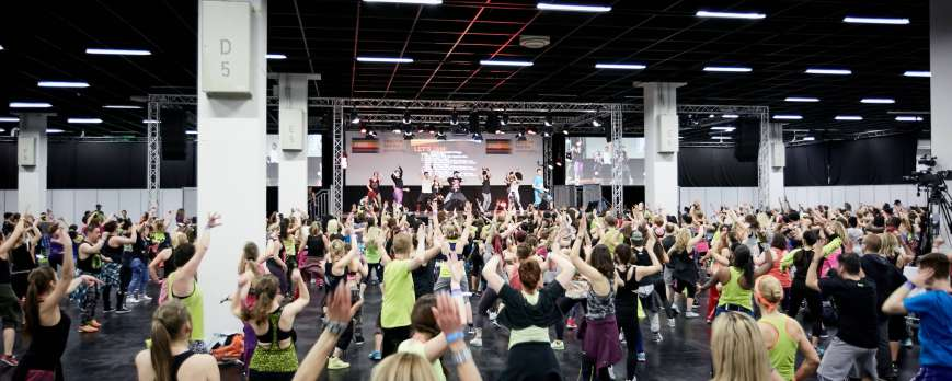 "Succesul extraordinar avut de Panatta Sports la ""Targul International de Fitness de la KOLN"""