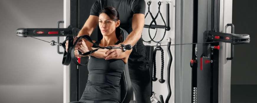INSIDE este recunoscut pentru ca poate acoperi peste 300 de tipuri de exercitii