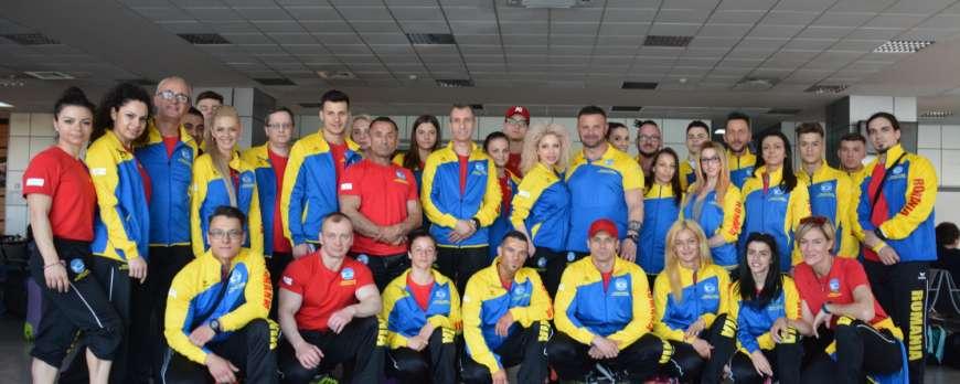 Campionatului Mondial de Culturism şi Fitness 2017