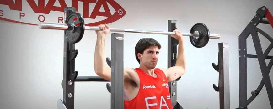 Aparate fitness noi sau imbunatatite – in fiecare an – de la Panatta - Cezar Gregoriev