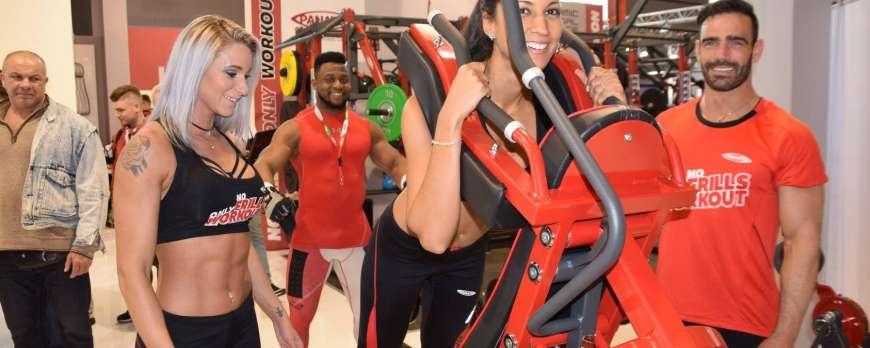 36 de modele noi si readaptate de echipamente de fitness - Cezar Gregoriev - Partea I