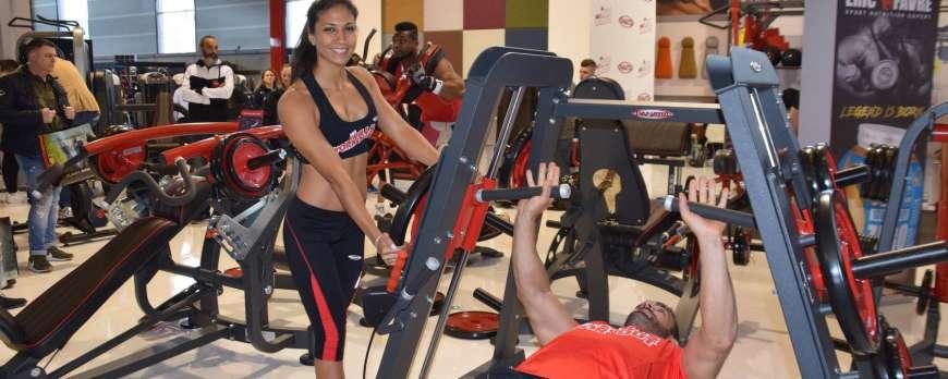 36 de modele noi si readaptate de echipamente de fitness - Cezar Gregoriev - Partea II -a