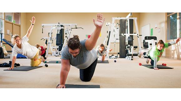 Exercitiile fizice regulate