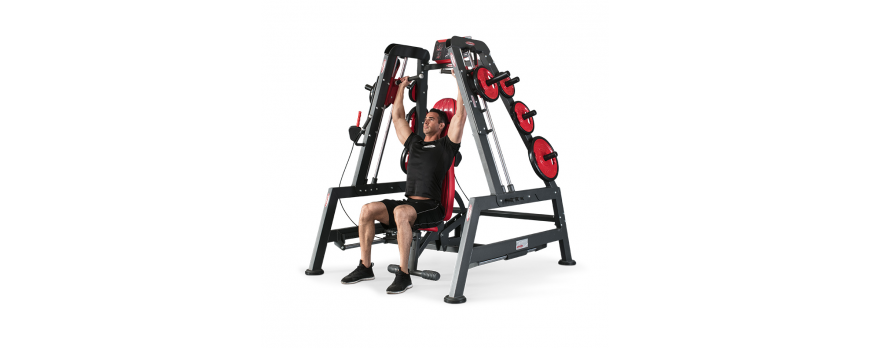 POWER SMITH MACHINE DUAL SYSTEM UPPER
