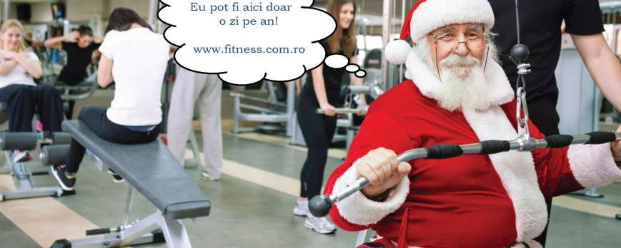 MOS CRACIUN FITNESS