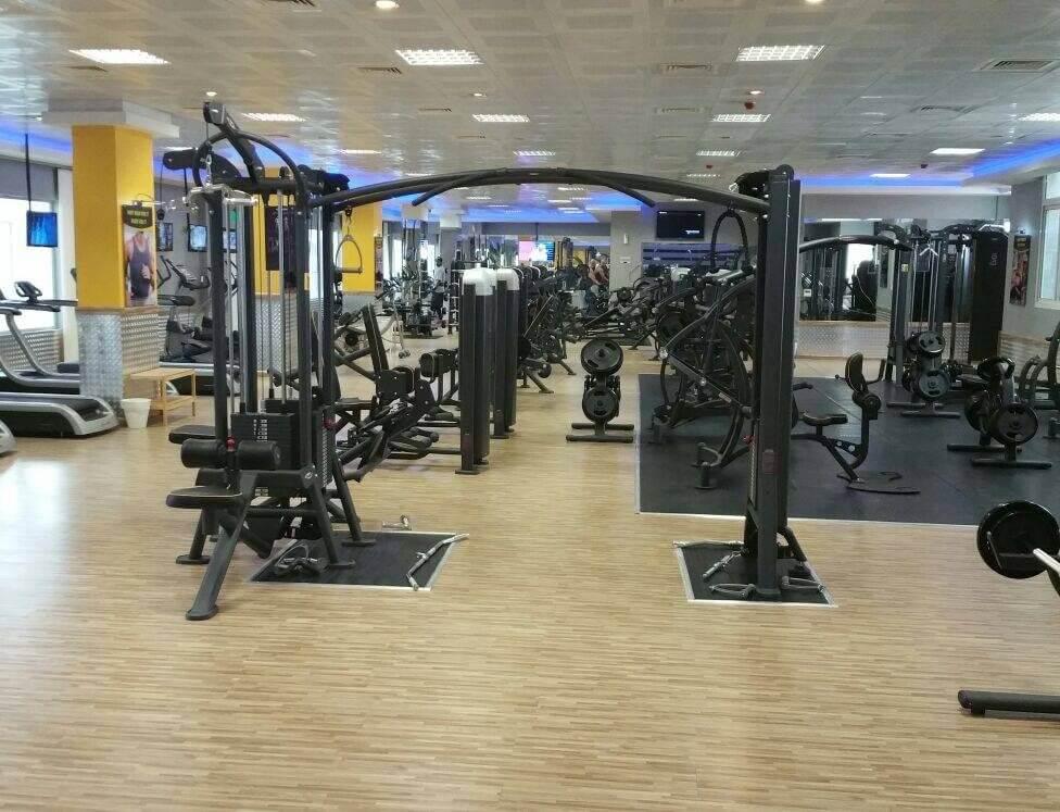 Galerie echipamente fitness 2014 - 1