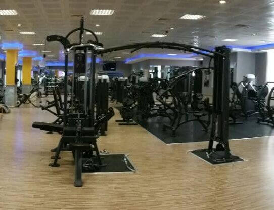 Galerie echipamente fitness 2014 - 2