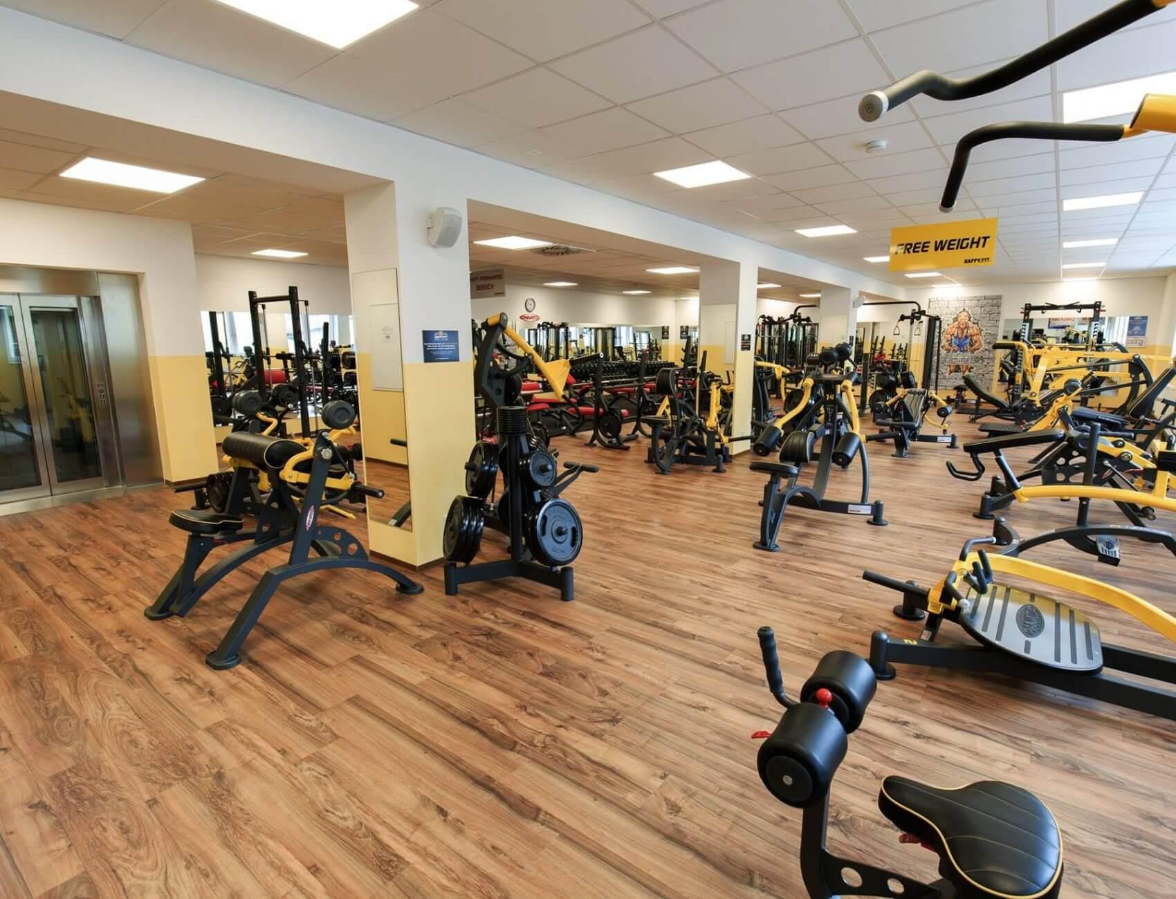 Galerie echipamente fitness 2014 - 8