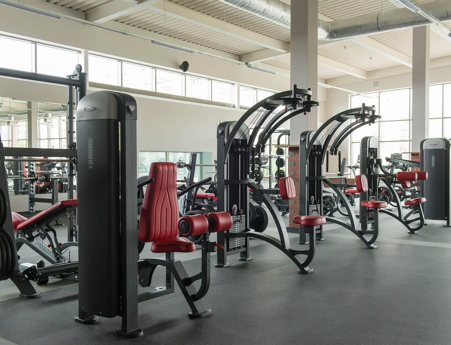 Galerie echipamente fitness 2015 - 10