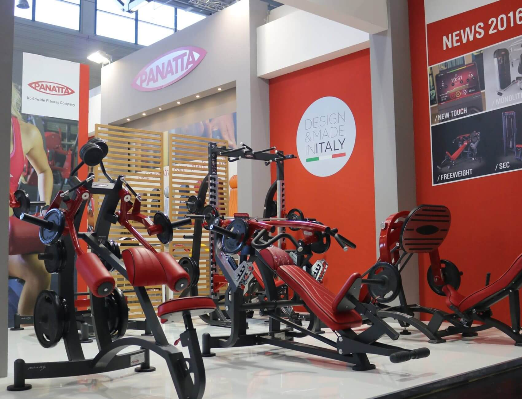 Galerie echipamente fitness 2013 - 1