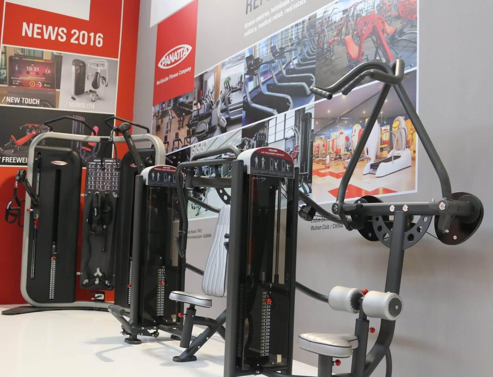 Galerie echipamente fitness 2013 - 2