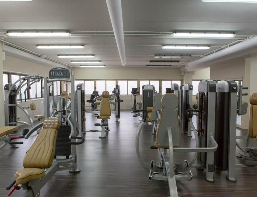 Galerie echipamente fitness 2017 -2