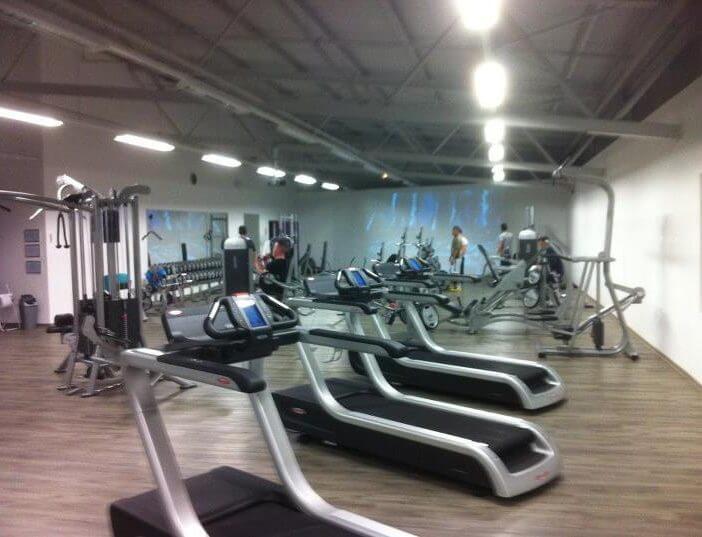 Galerie echipamente fitness 2016 - 2