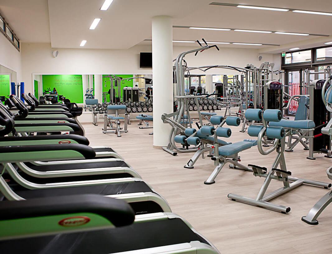 Galerie echipamente fitness 2018 - 2