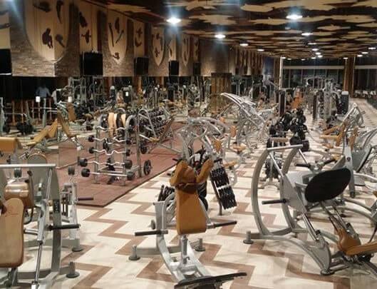 Galerie echipamente fitness 2008