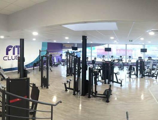 Galerie echipamente fitness 2008 - 2