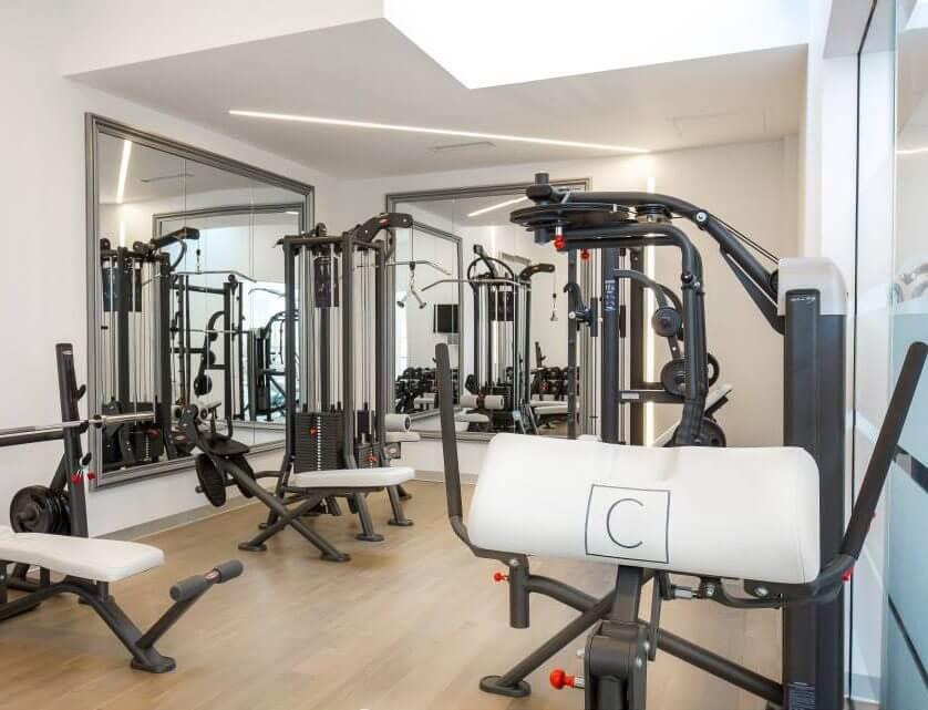 Galerie echipamente fitness 2012 - 2