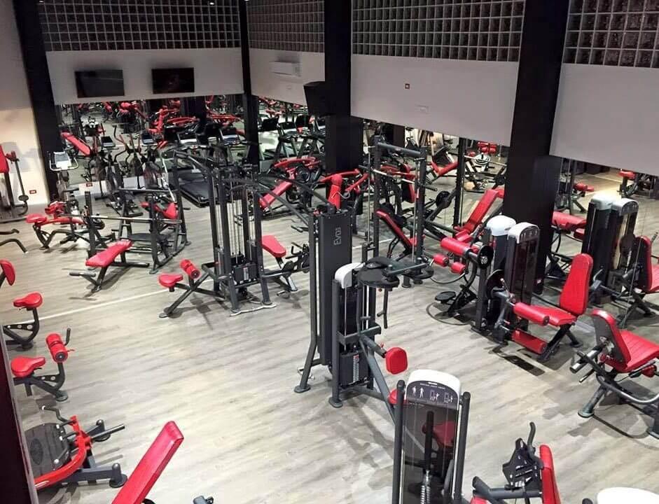 Galerie echipamente fitness 2012 - 8