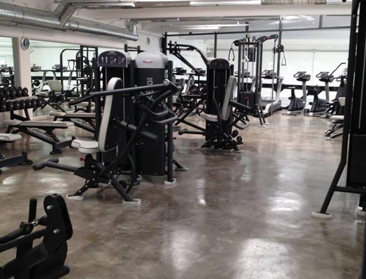 Galerie echipamente fitness 2011 - 2