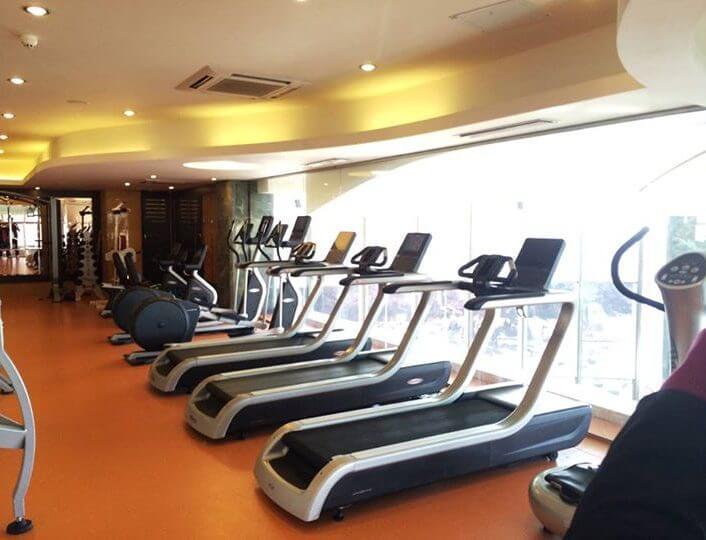 Galerie echipamente fitness 2010 - 2