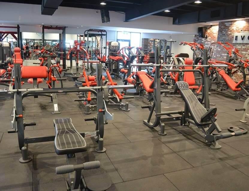 Galerie echipamente fitness 2017 - 3
