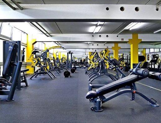 Galerie echipamente fitness 2008 - 9