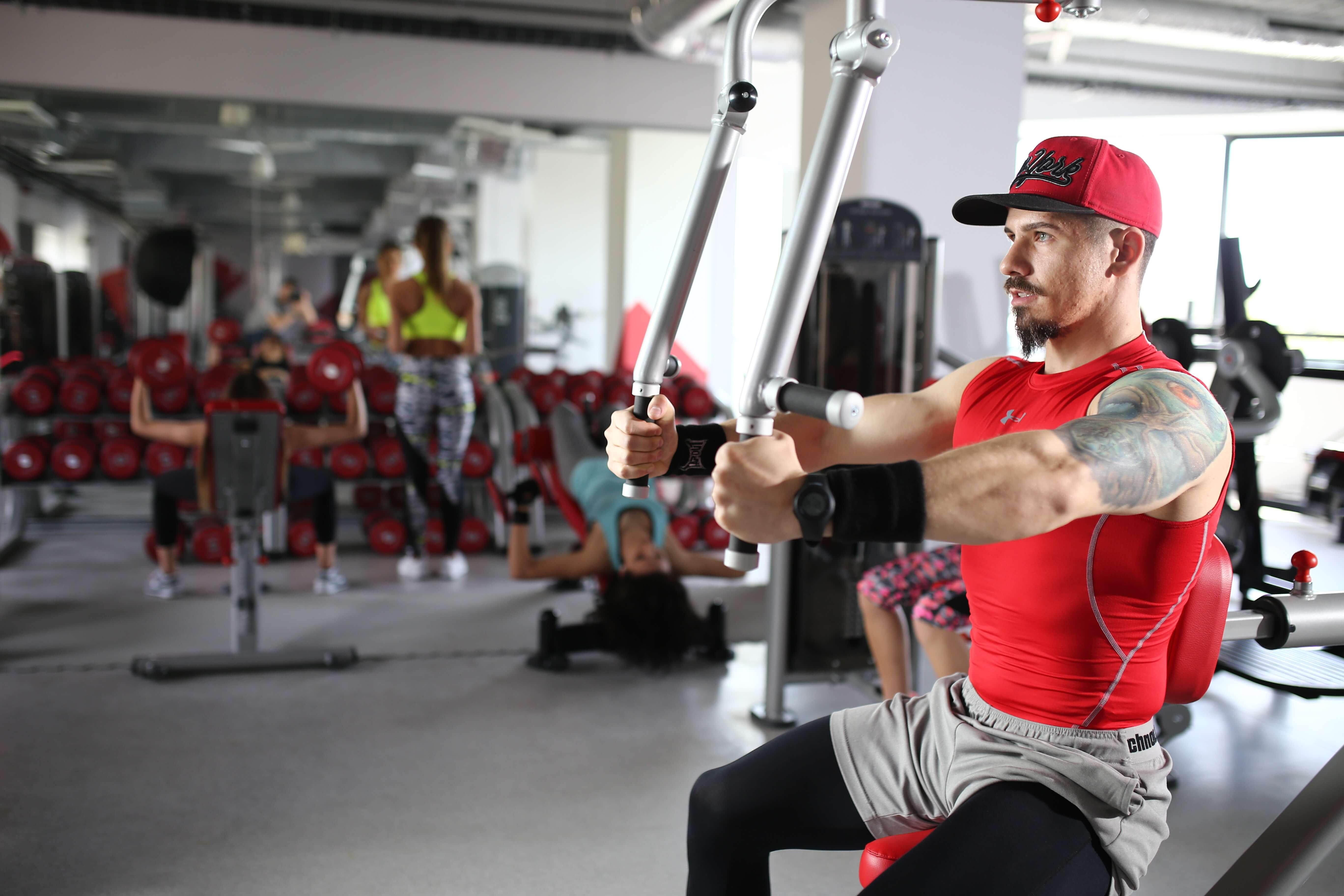 Galerie echipamente fitness 2018 - 9
