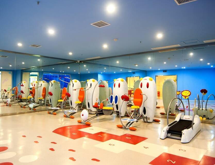 Galerie echipamente fitness 2009 - 10