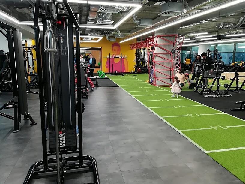 Galerie echipamente fitness 2018 - 19