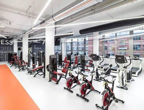 Galerie echipamente fitness 2008 - 11