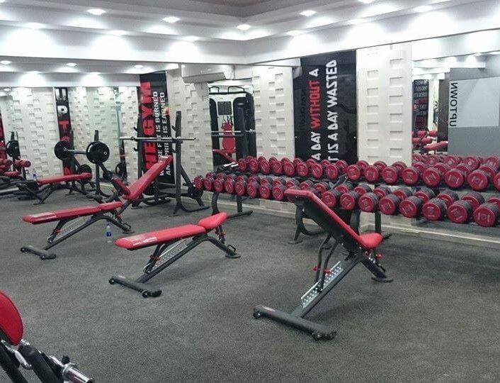 Galerie echipamente fitness 2018 - 20